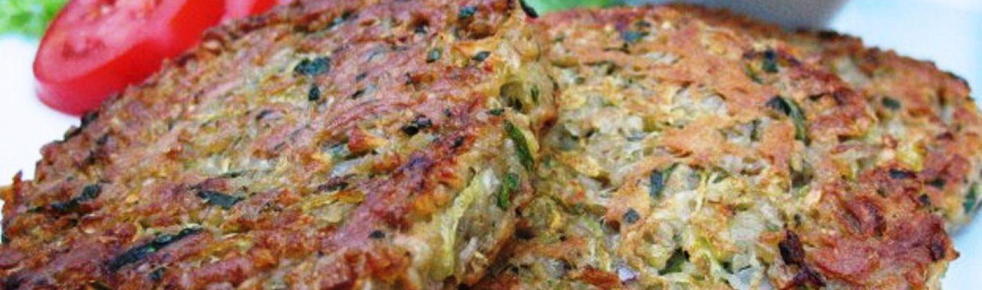 Ricetta hamburger di zucchine
