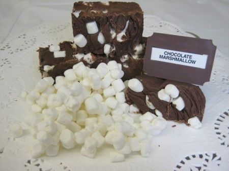 Ricetta cubetti di cioccolato e marshmallows