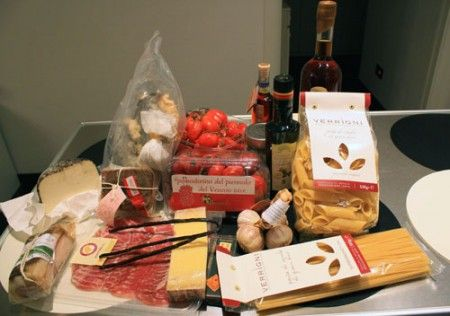 Salone del gusto: lo shopping