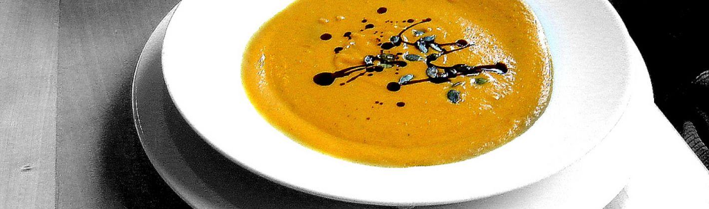 Ricetta minestra di zucca
