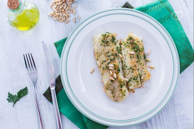 Ricetta filetto di merluzzo in padella