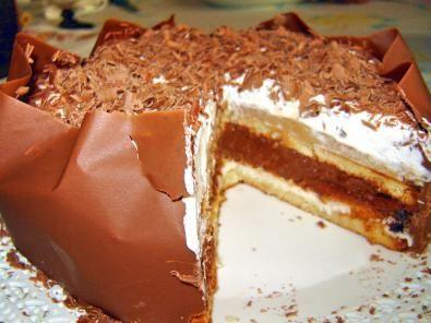 Ricetta torta del duca