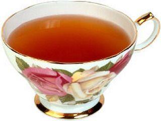 Ricetta tè nero alle mandorle