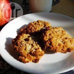 Biscotti all'avena e alle mele