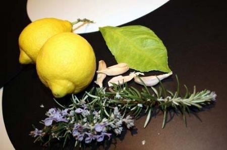 Ricetta orata al limone