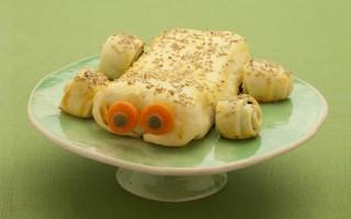 Ricetta macchinine di pane ripiene di verdura
