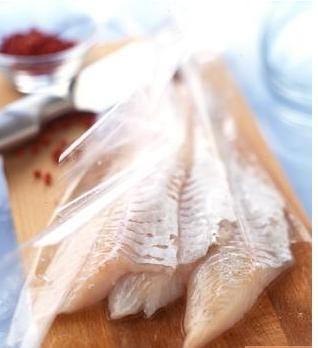 Ricetta pescatrice con salsa di prezzemolo