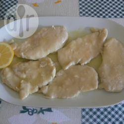 Petti di pollo al limone