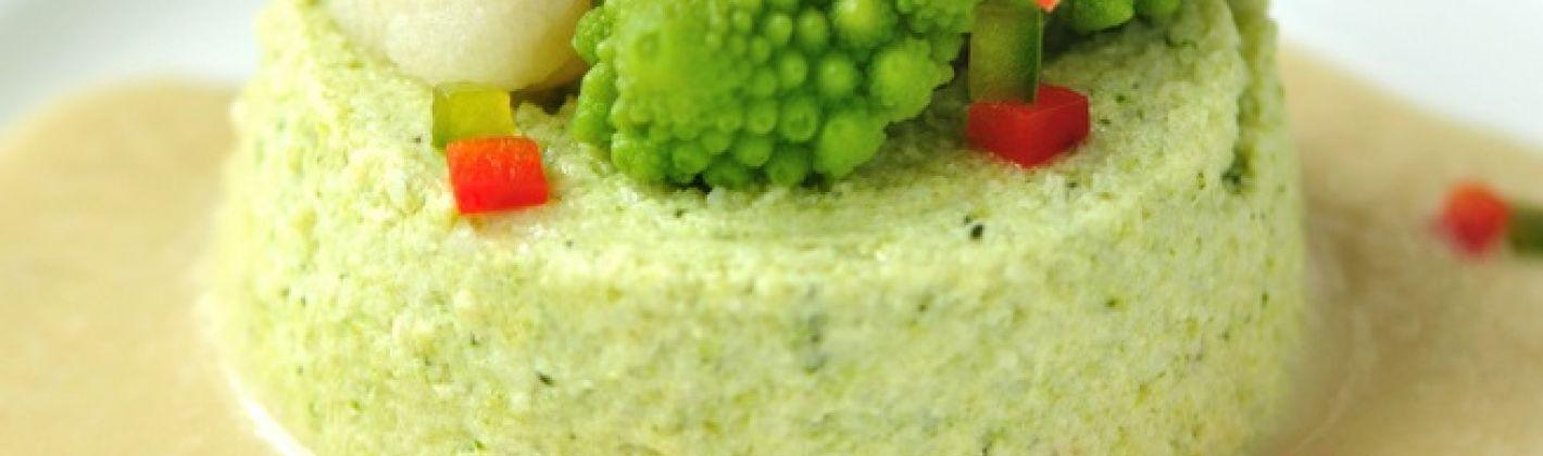 Ricetta flan di broccoletti
