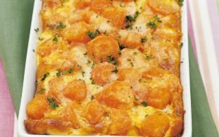 Ricetta carote al taleggio