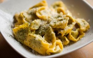 Ricetta ravioli del plin con ricotta e spinaci
