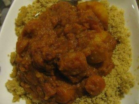 Ricetta cous cous vegan