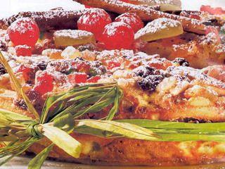 Ricetta dolce di pane aromatico
