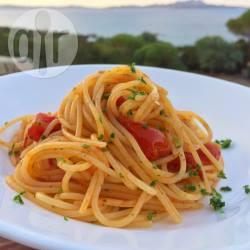 Spaghetti alla scarpara