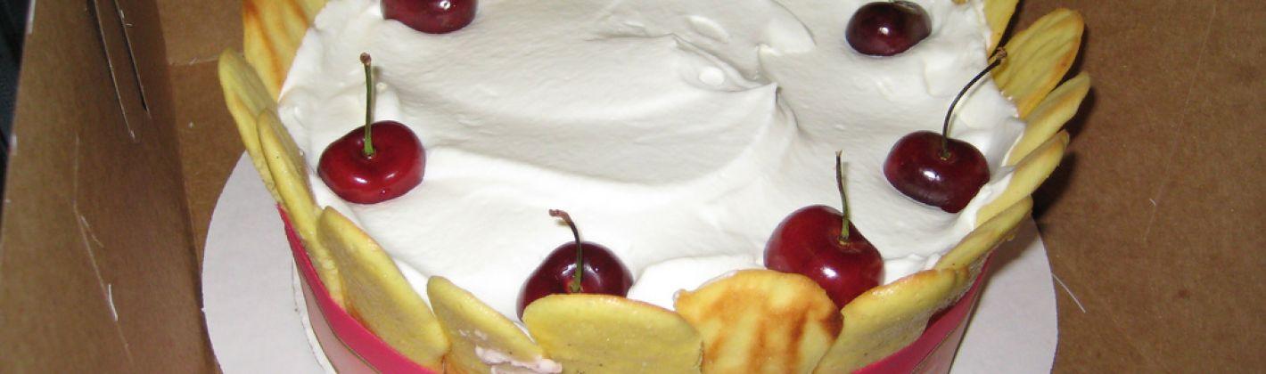 Ricetta charlotte di ciliegie