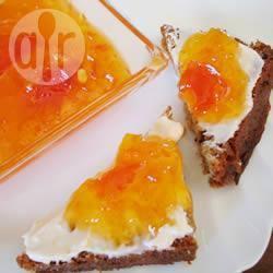 Marmellata di anguria e limone