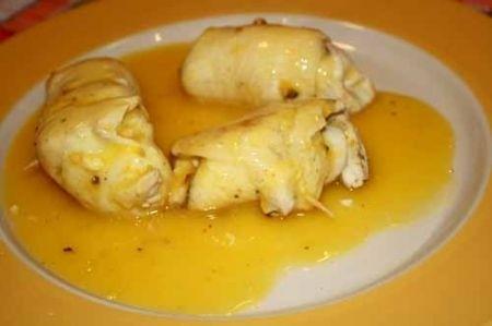 Ricetta pollo all'arancia