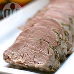 Arrosto di maiale classico