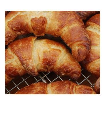 Ricetta mini croissant al prosciutto