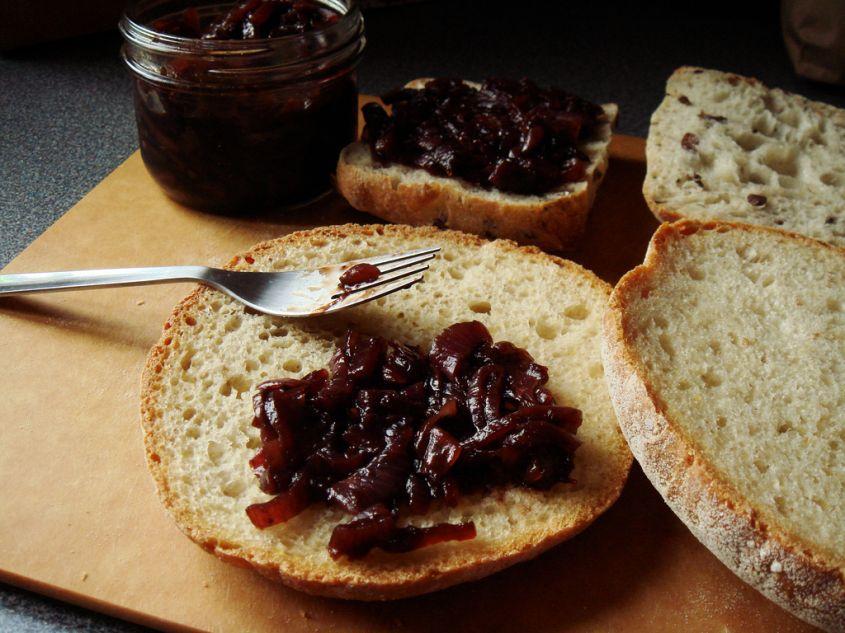 Ricetta marmellata di cipolle