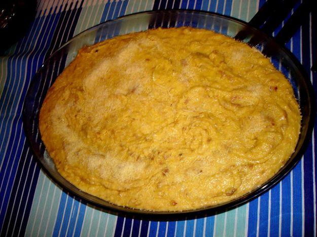 Ricetta polenta taragna