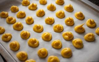 Ricetta pasta choux o bignè con il bimby