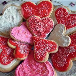 Biscotti di san valentino facilissimi
