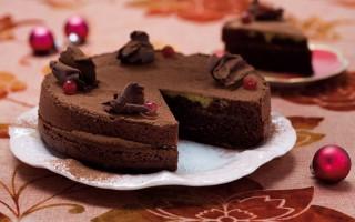 Ricetta torta di cioccolato, gelatina e pompelmo