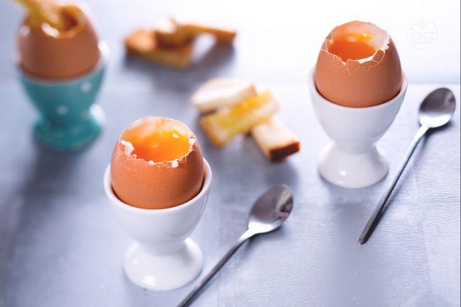 Ricetta uova alla coque