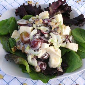 Ricetta insalata waldorf astoria