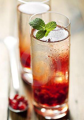 Ricetta cocktail alla melagrana