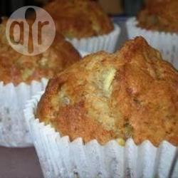 Muffin alla banana senza glutine
