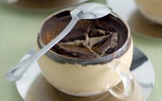 Ricetta semifreddo al caffè