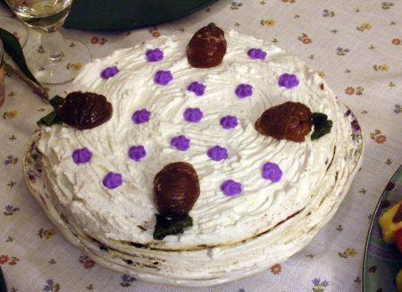 Ricetta torta marronita