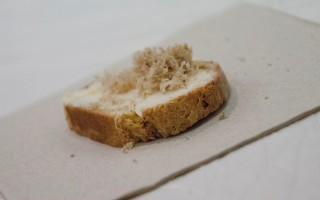 Ricetta crostino di pane semidolce al curry con burro salato e tartufo ...
