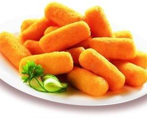 Ricetta crocchette di patate, pollo e piselli