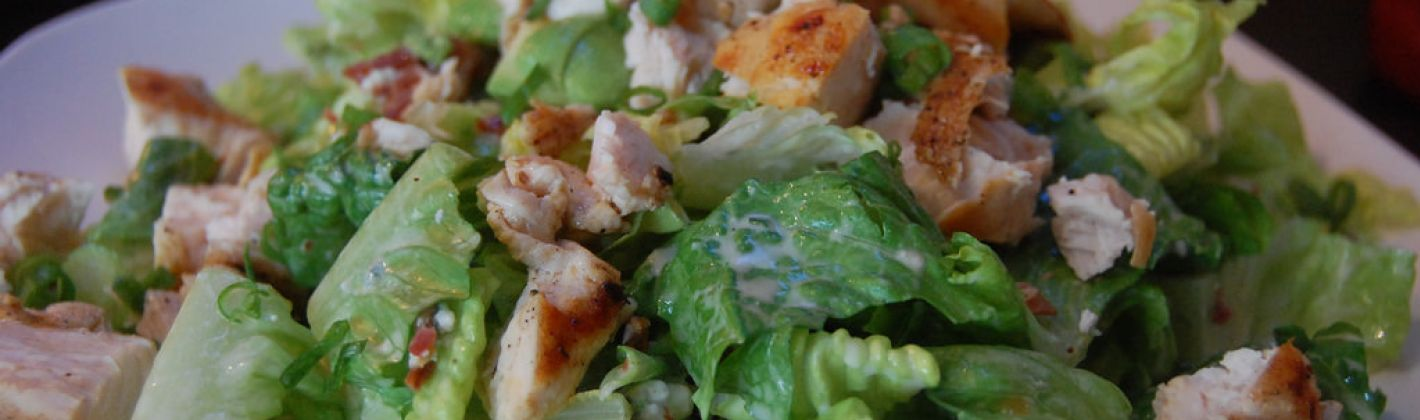Ricetta insalata di pollo e lenticchie