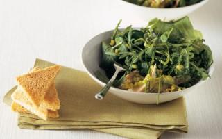 Ricetta misticanza con gallina alle olive e buccia d'arancia ...