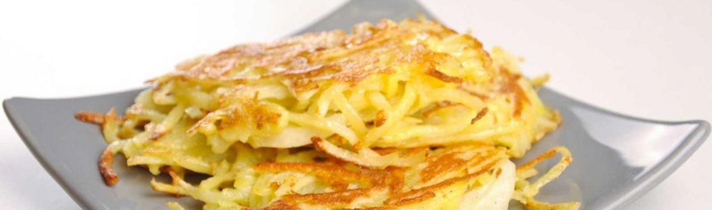 Ricetta crocchette di patate e topinambur