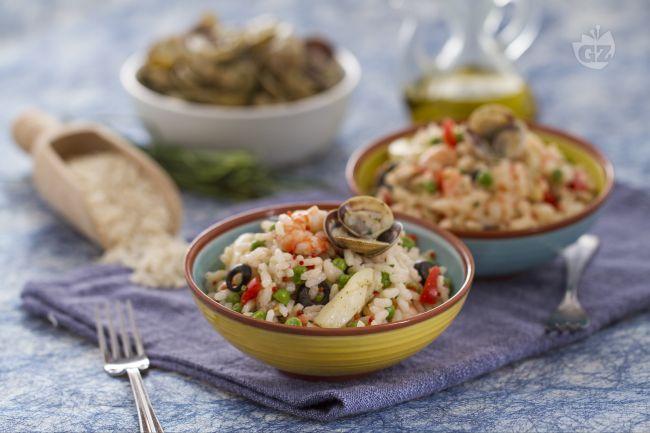Ricetta insalata di riso al profumo di mare
