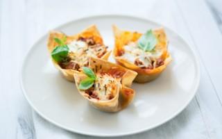 Ricetta mini lasagne
