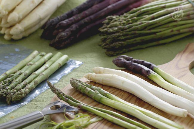 Ricetta come pulire gli asparagi