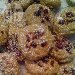 Biscotti alla zucca senza glutine, uova e lattosio