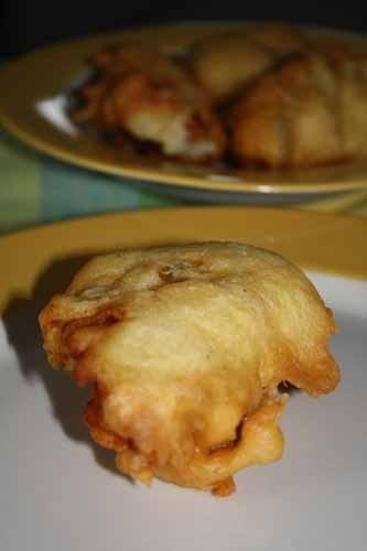 Ricetta frittelle (frisceu) di baccalà