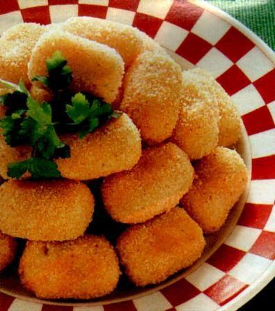 Ricetta crocchette di gamberi al curry