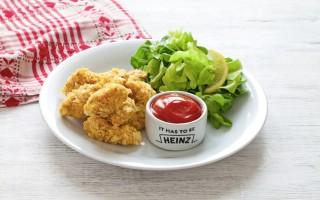 Ricetta crocchette di pollo in panatura di patatine