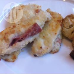 Petti di pollo al forno ripieni