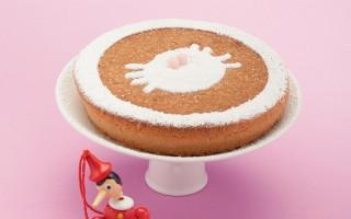 Ricetta torta paradiso
