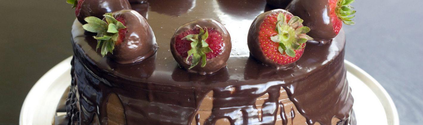 Ricetta torta cioccolato e frutta
