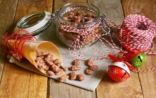 Ricetta mandorle caramellate